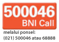 BNI Call Center